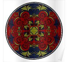 mandala design Poster