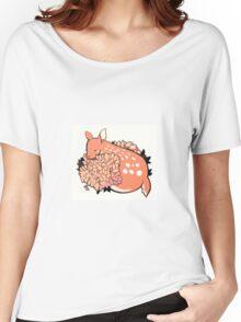 mochi deer. Women's Relaxed Fit T-Shirt
