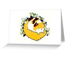 mochi cat Greeting Card