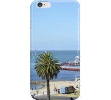 Eastern Beach Geelong Australia. iPhone Case/Skin