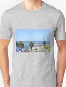 Eastern Beach Geelong Australia. T-Shirt