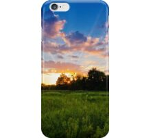 Crowned Countryside iPhone Case/Skin