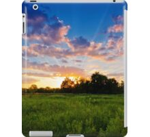 Crowned Countryside iPad Case/Skin