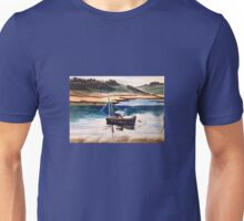 Little Fishing Boat Unisex T-Shirt