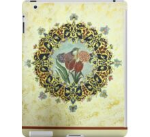 """The Tulip & The Bird"" Miniatures iPad Case/Skin"