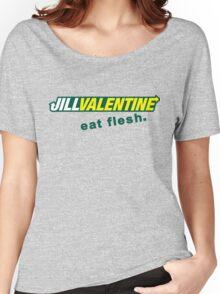 Jill Sandwich - Eat Flesh! Women's Relaxed Fit T-Shirt