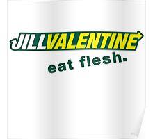 Jill Sandwich - Eat Flesh! Poster