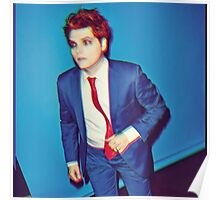Gerard Way - HA Poster