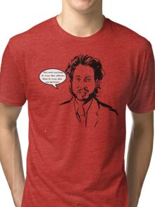 Ancient Aliens - Im Not Saying It Was The Aliens Tri-blend T-Shirt