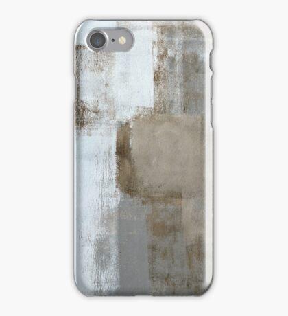 Calm and Neutral iPhone Case/Skin