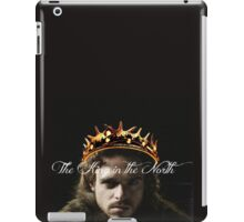 The King in the North | Robb Stark | GOT iPad Case/Skin
