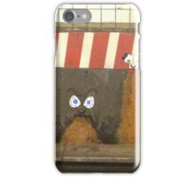 subway barf iPhone Case/Skin