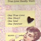 True Love Really Waits Bookmark by LadyRm