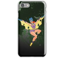 Paleolithic Barbara G! iPhone Case/Skin