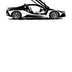 BMW i8 2015 #2 by garts