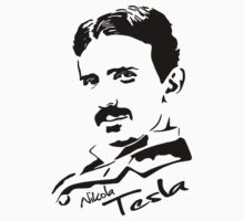 Nikola Tesla by OriginalApparel