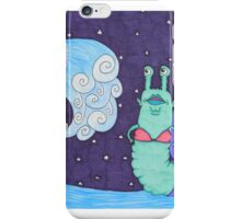 tidal snail iPhone Case/Skin