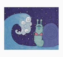 tidal snail Kids Tee
