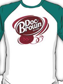 DOC BROWN COLA!! T-Shirt