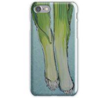 Take a Bunch of Leeks iPhone Case/Skin