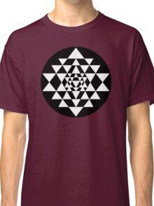 Sri Yantra #9 Classic T-Shirt