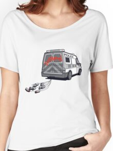 I Predict A Riot! Women's Relaxed Fit T-Shirt