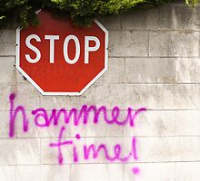 Hammer Time by Al Ronberg