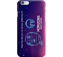 Horizons Robot Butler iPhone Case/Skin