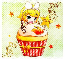 Rin's muffin by Tappina95