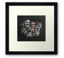 Binding of Isaac - Four Horsemen Framed Print