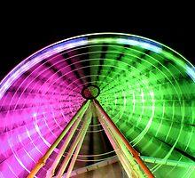 York Eye spinning by jonAt