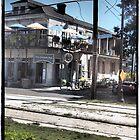 Tram Tracks by Cyn Piromalli