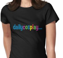 Daily Cosplay Womens Fitted T-Shirt