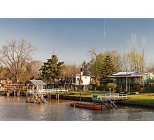 Tigre - Buenos Aires (Argentina) Photographic Print