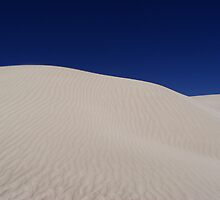 White dunes by Elena Martinello