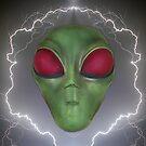 Alien framed by Don Cox