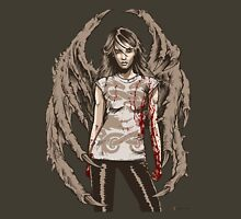 She Demon No.1 Womens Fitted T-Shirt