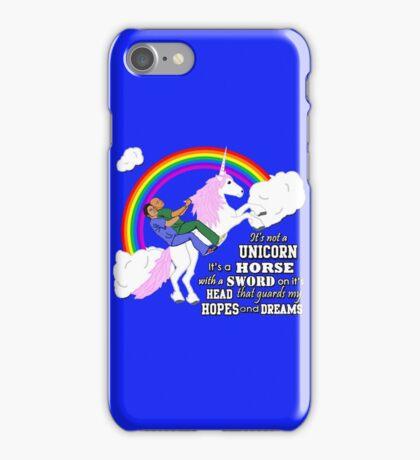 Turkicorn iPhone Case/Skin