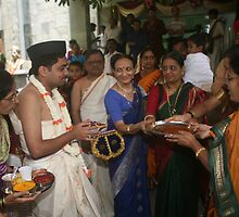 The Groom Welcome for Vivaah by AnIndianWedding