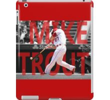 Mike Trout iPad Case/Skin