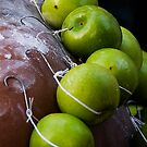 Holy Apple by Steven  Siow