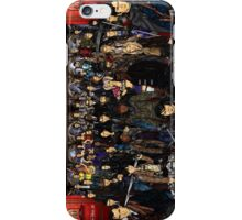 The Ones Who Bump Back iPhone Case/Skin
