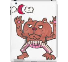 BUTTWOLF iPad Case/Skin