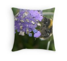 Lovely Lavender Throw Pillow