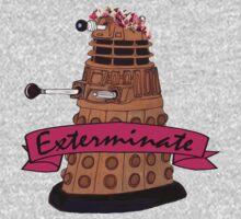 Hipster Dalek. by trumanpalmehn