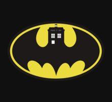 batman tardis by kcolman1
