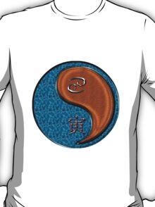 Cancer & Tiger Yang Wood T-Shirt