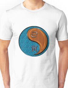 Cancer & Tiger Yang Wood Unisex T-Shirt