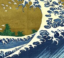 Japanese wave by notonlywaves