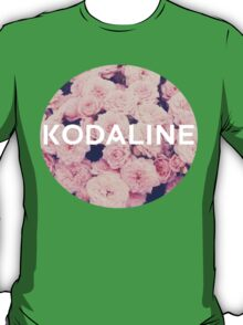 Kodaline Rose Circle T-Shirt
